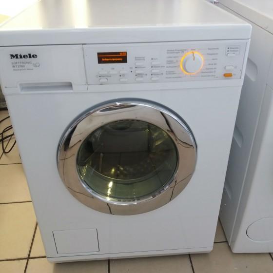 Стирально -сушильная машина Miele WT 2780 WPM