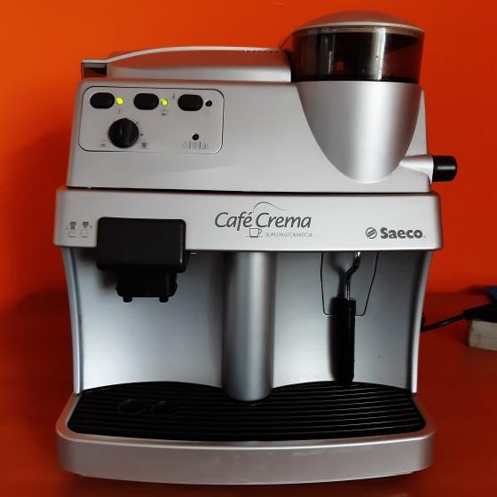 Кофемашина SAECO Cafe Crema SUP 018CR (Италия)