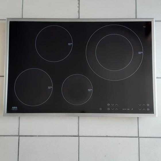 Варочная поверхность индукционная AEG, модель 88101K-MN