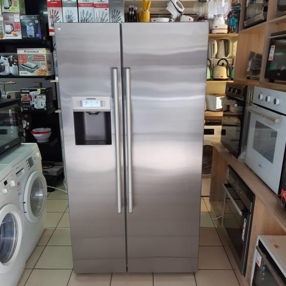 Холодильник SIEMENS Side by Side Модель KA92DAI30