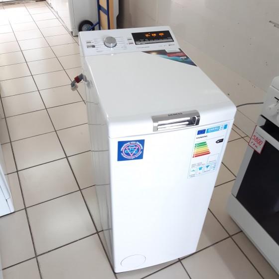 Стиральная машина вертикальная SIEMENS WP12T495
