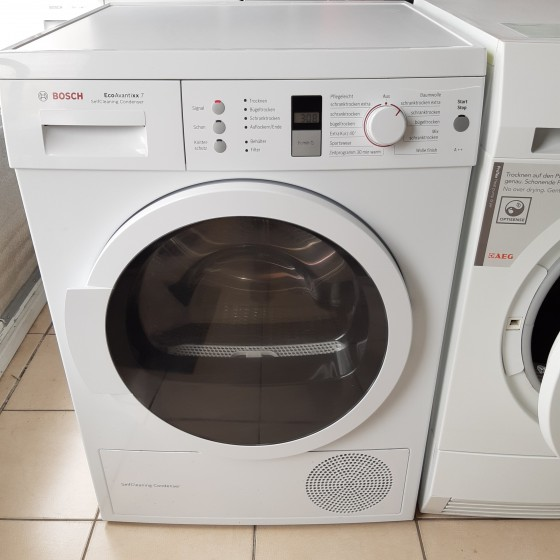 Сушильный автомат Bosch WTW 86362
