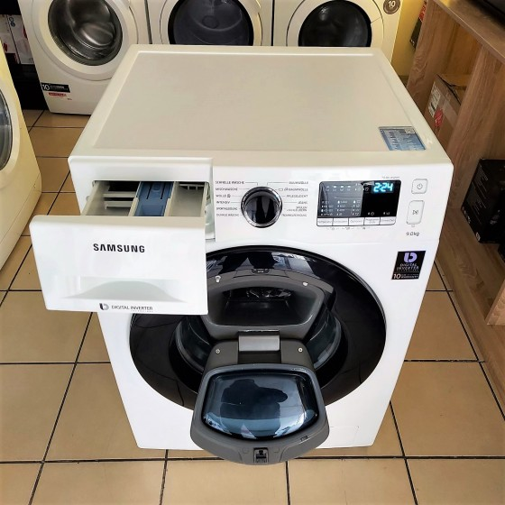 Стиральная машина Samsung WW90K44205W