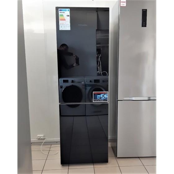 Холодильник Miele KFN 28132 D  стекло