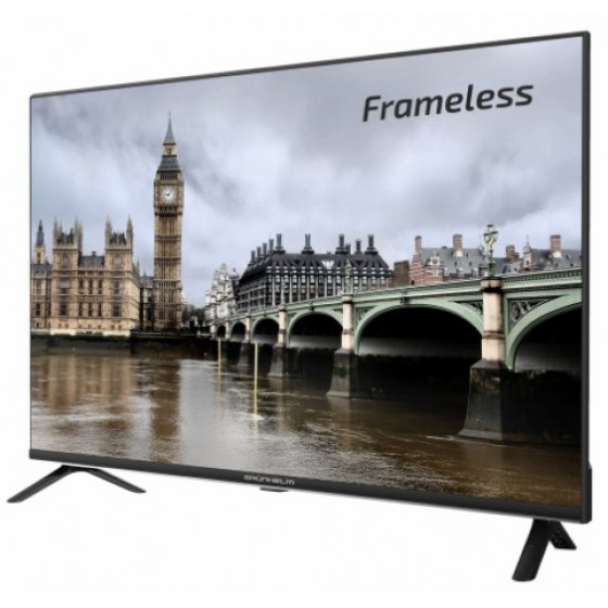 Телевизор Grunhelm G43FSFL7 Frameless SMART TV FULL HD  НОВЫЙ