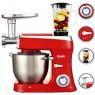 Кухонная машина DMS 3в1 2100w Red НОВАЯ